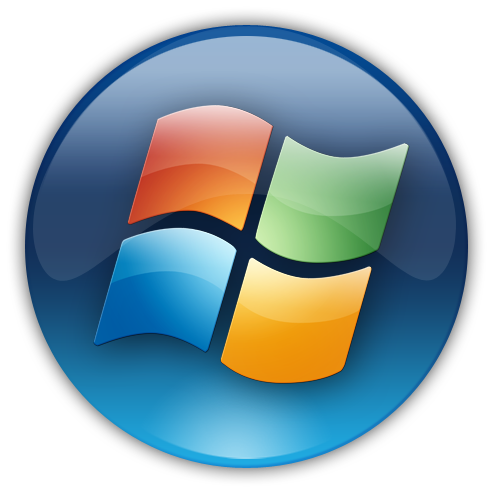 Windows 7 start button icon png.  menu for free