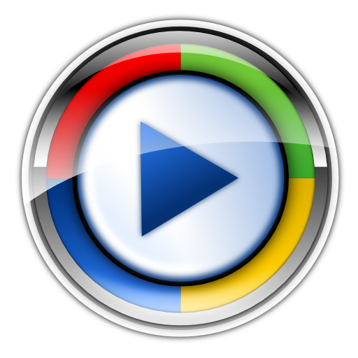 Media player free icons. Windows 7 start button icon png