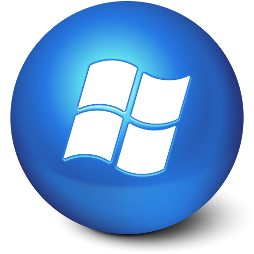 Cute ball icon i. Windows 7 start button png