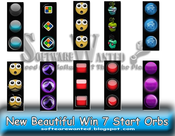 Download best orbs collection. Windows 7 start button png
