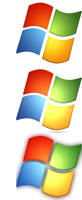 Other buttons style techprobsolution. Windows 7 start icon png
