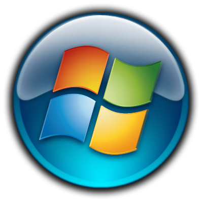 Vista share by rod. Windows 7 start orb png