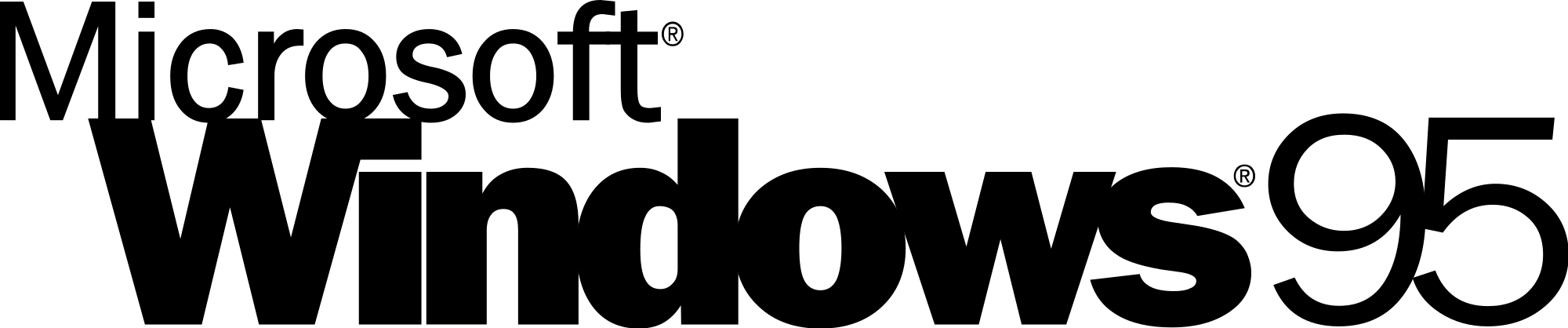 windows 95 logo png