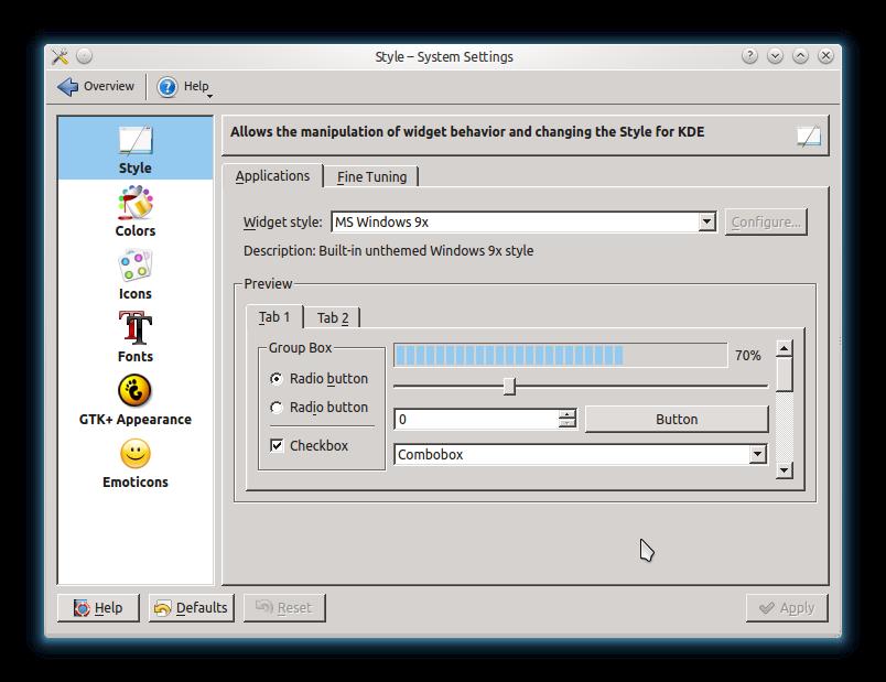 Beginner kde desktop customization. Windows 95 taskbar png
