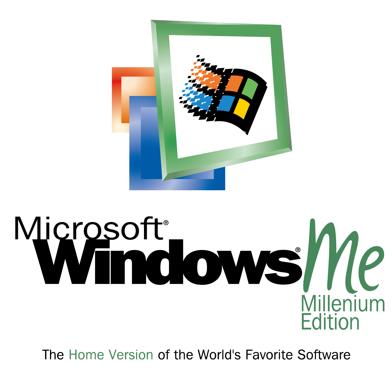 Windows 98 png. Me microsoft operating system