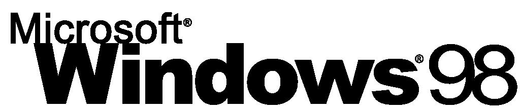 File logo betaarchive wiki. Windows 98 png