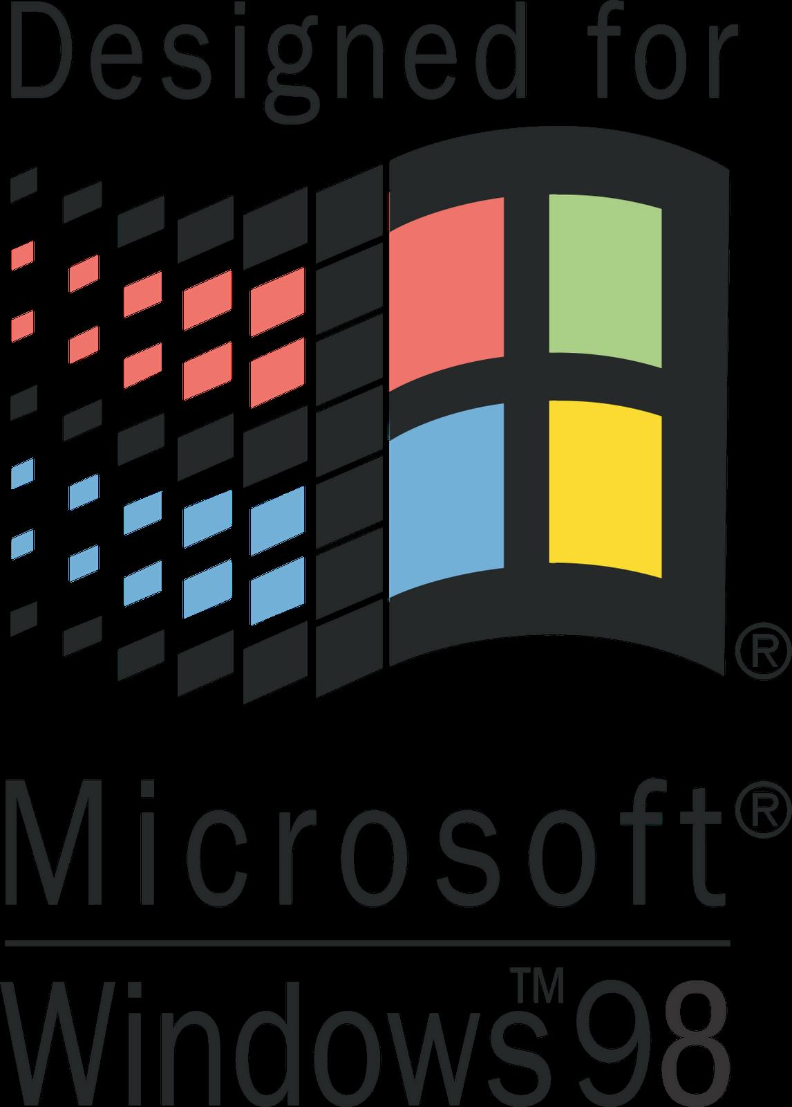 Windows 98 png. Fh logo