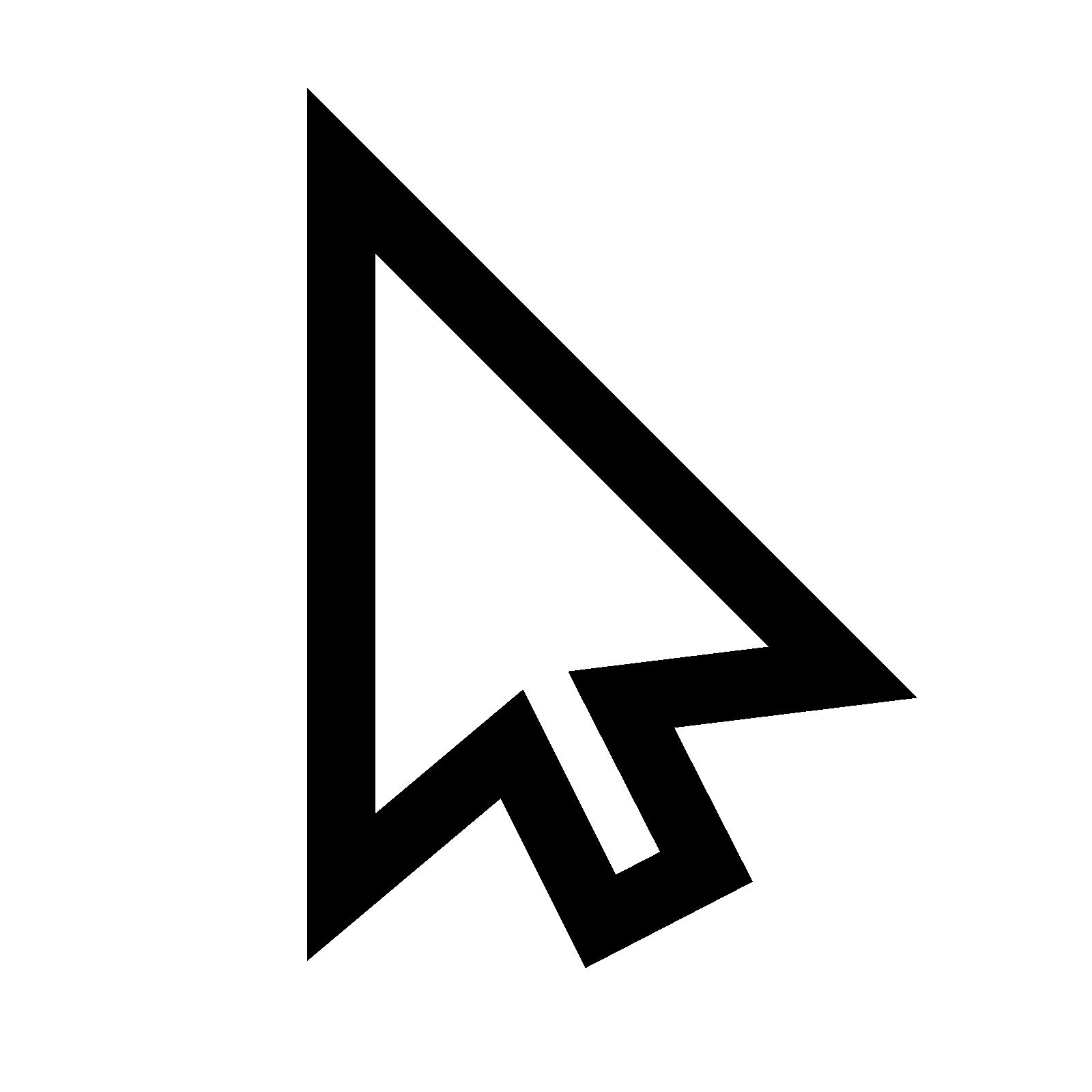 Windows arrow png. Cursor mouse transparent images