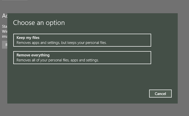 How to fix xc. Windows error png