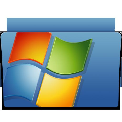 Windows folder png. Isuite revoked by prax