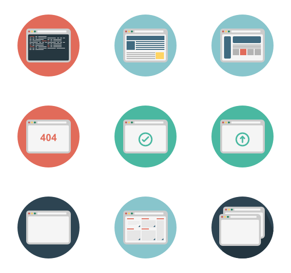 browser window packs. Windows icon png