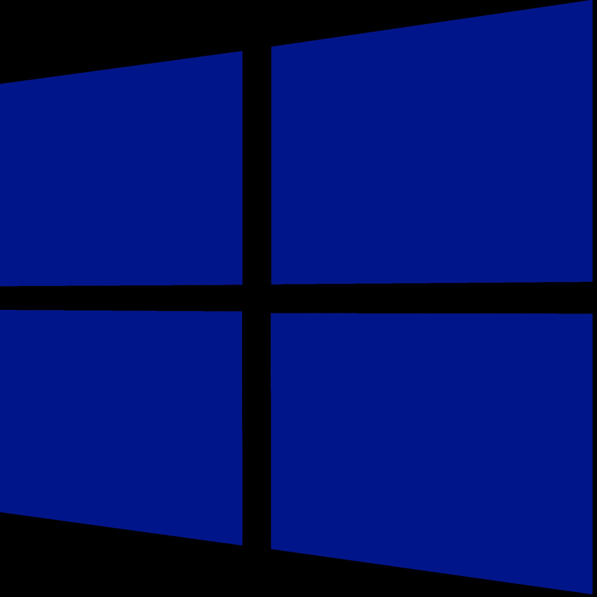 Windows logo png. File blue purple svg