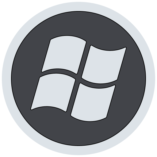 Windows start button png. Icon window icons free
