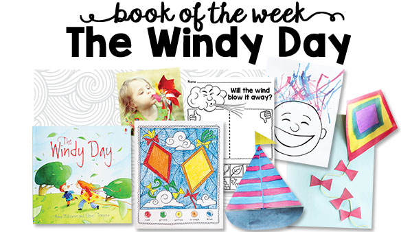 Windy clipart activity. The day book of
