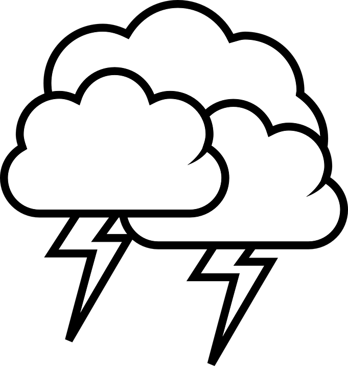 Collection of storm cloud. Windy clipart air