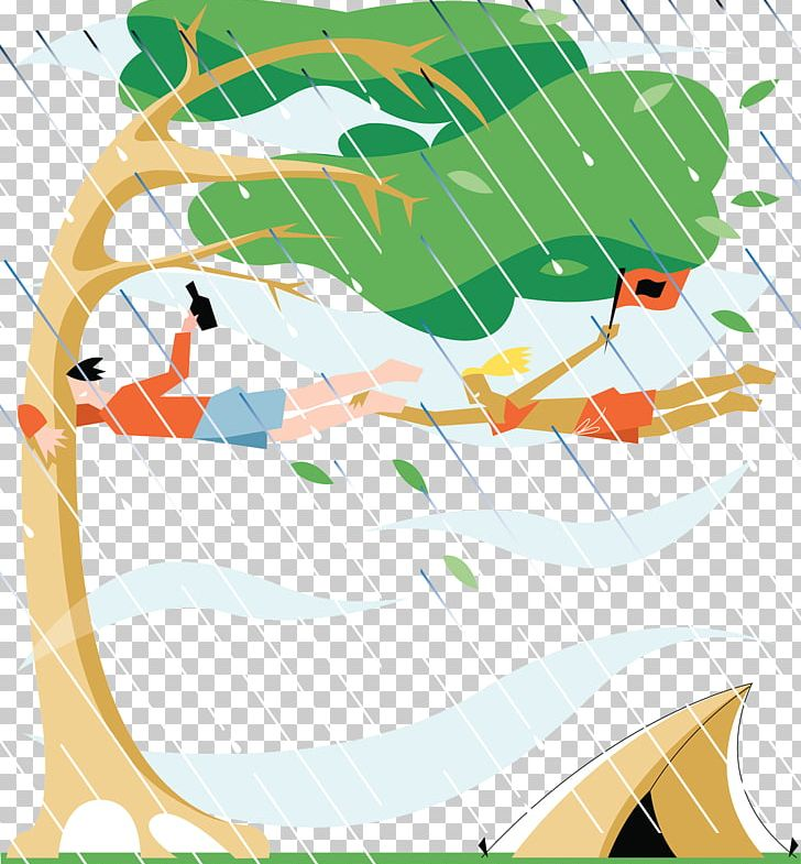 Windy clipart border. Storm wind illustration png