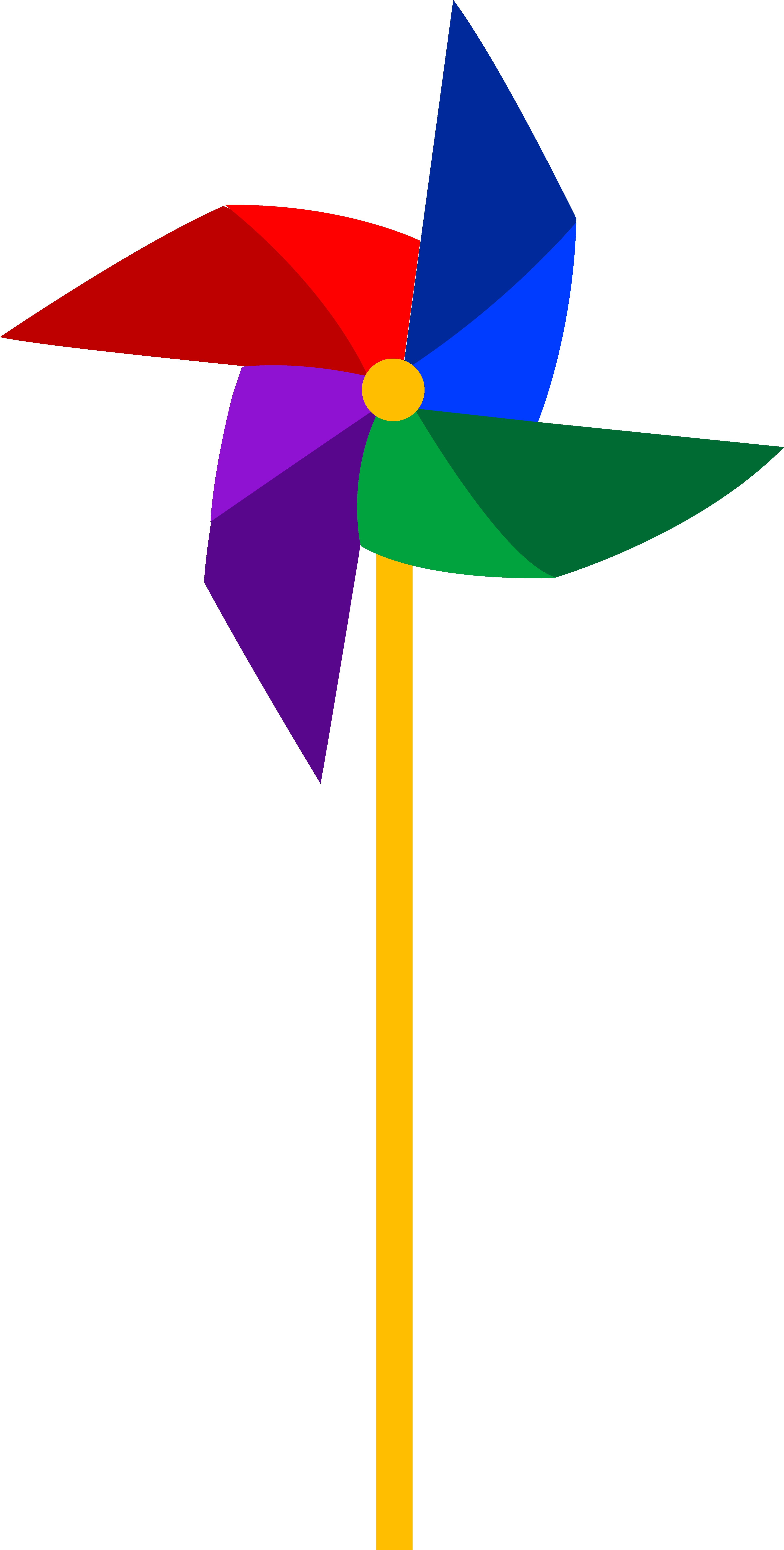 Pinwheel toy free clip. Windy clipart breeze