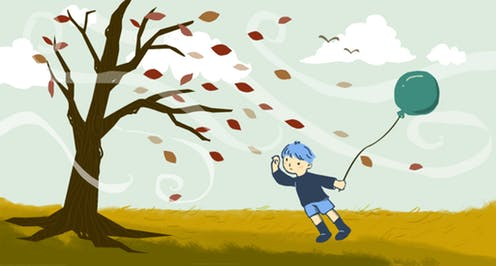 Curious kids what causes. Windy clipart breezy weather