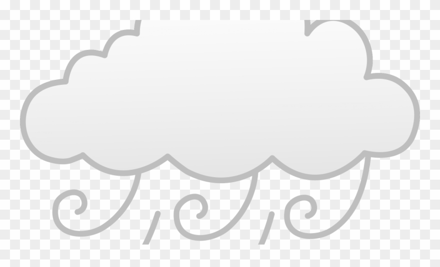 Windy clipart clip art. Clouds png download