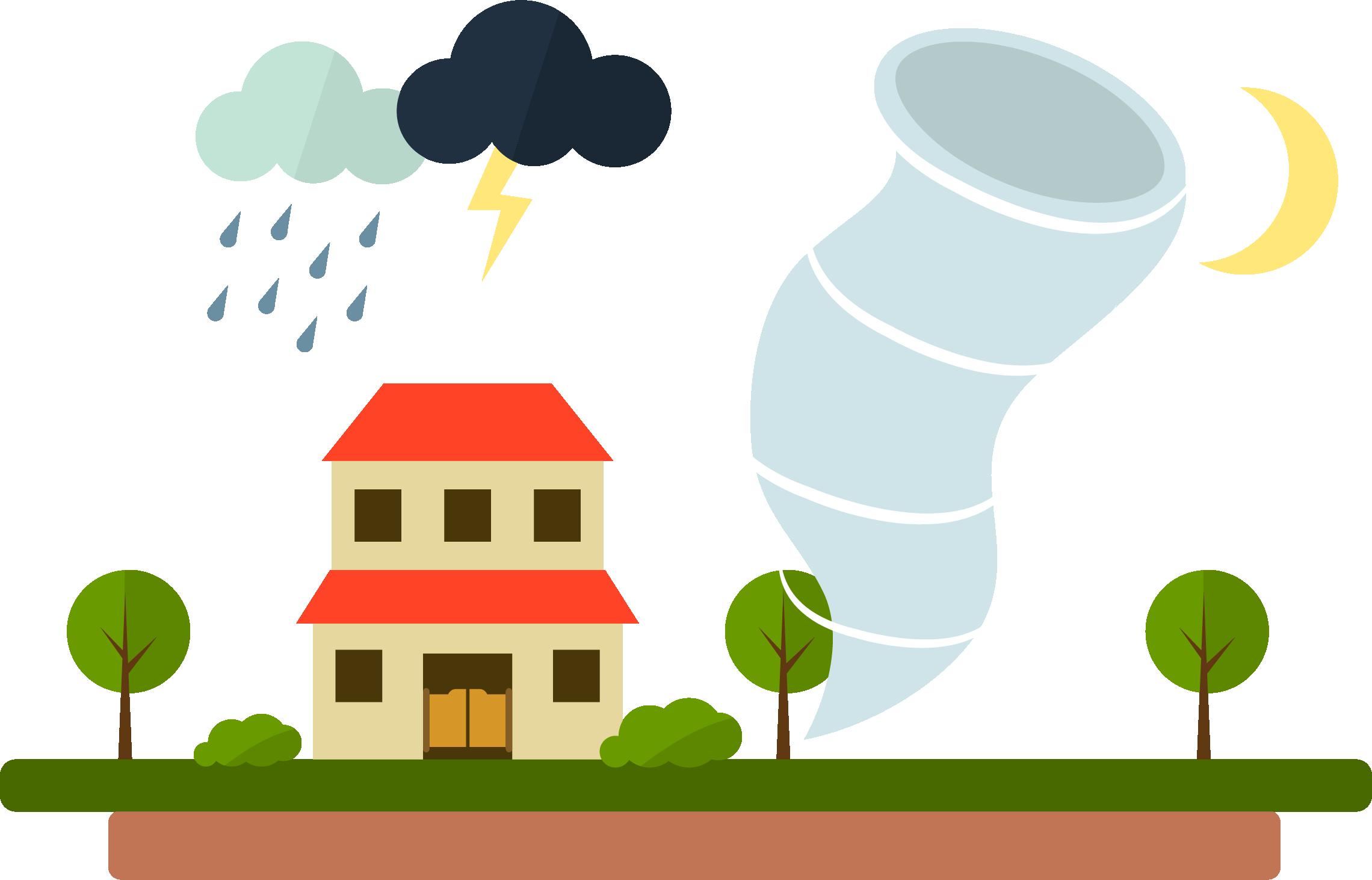 Wet season rain clip. Windy clipart different weather condition