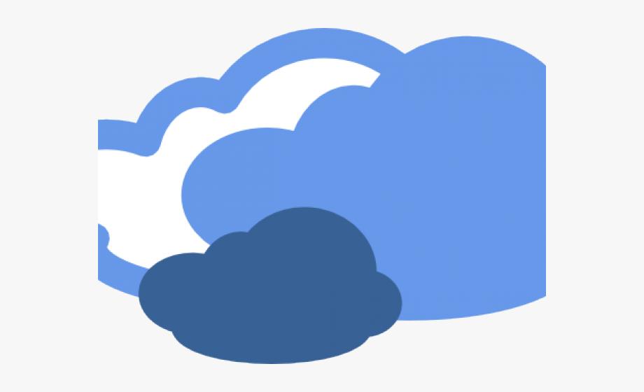 Symbol transparent weather symbols. Windy clipart fog cloud
