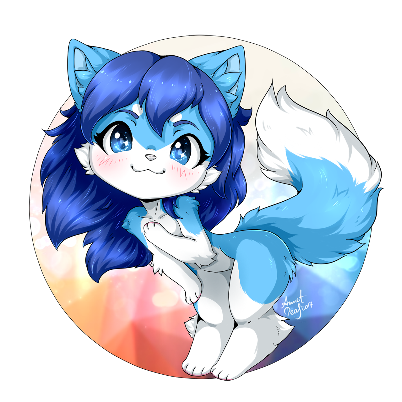 Medica chibi commissions ych. Windy clipart hair