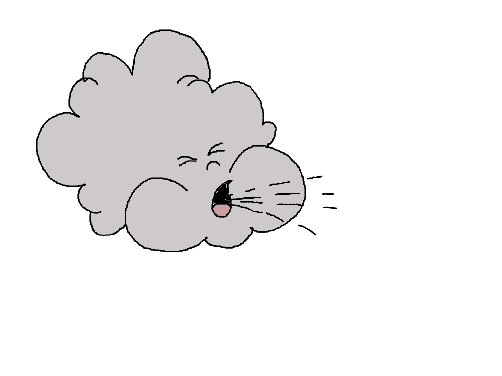 Wind blowing cliparting com. Windy clipart kid