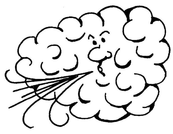 Cartoon wind kid cliparting. Windy clipart march
