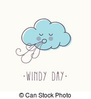Windy clipart number 6. Day station