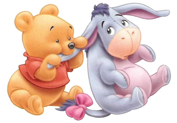 Windy clipart pooh. Cute winnie the drawings