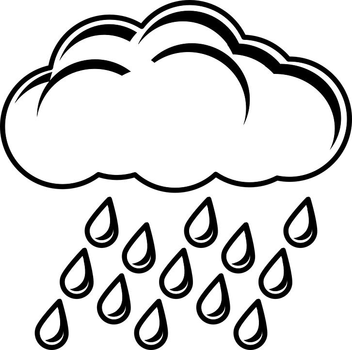 Rain for free and. Windy clipart rainy day