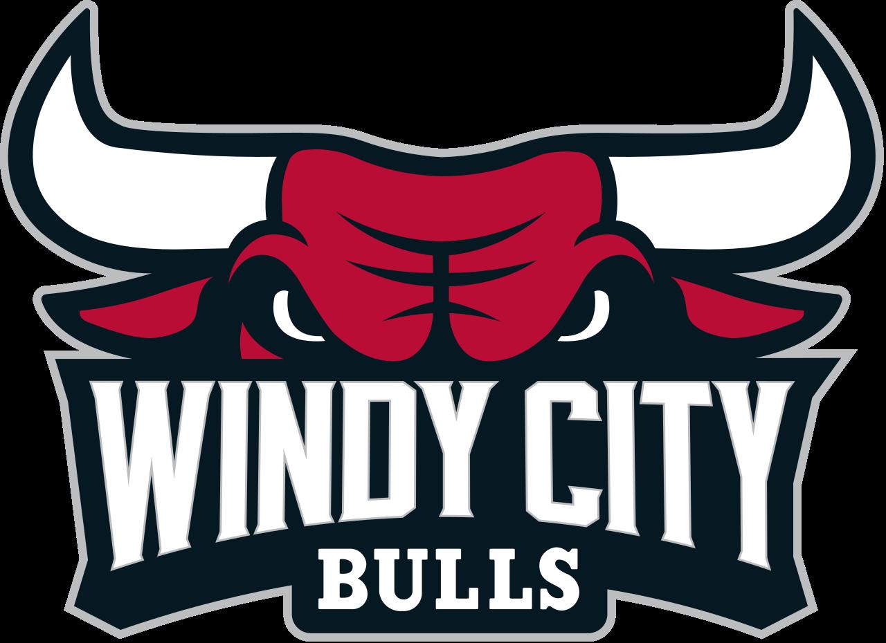 City bulls scout night. Windy clipart season windy