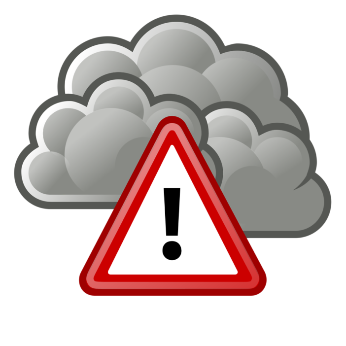 Windy clipart strong wind. Clip art weather symbols