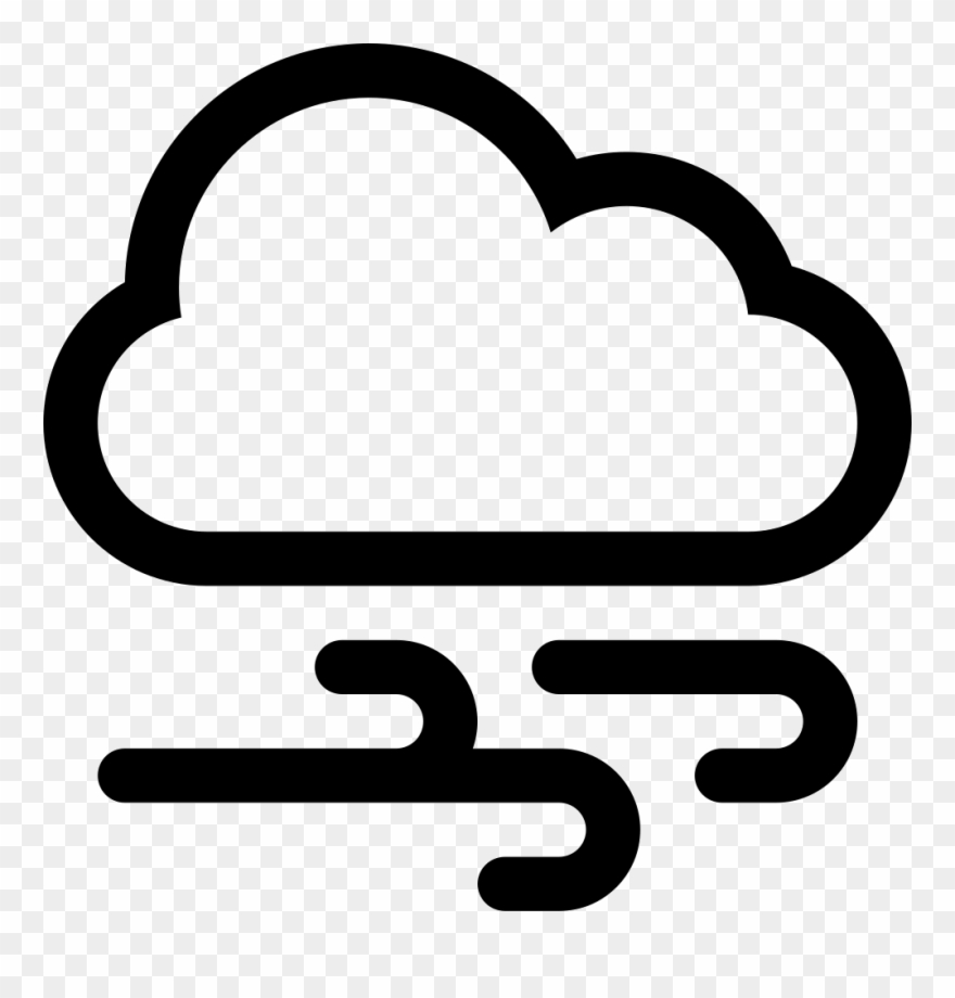 Windy clipart viento. Day with cloud comments