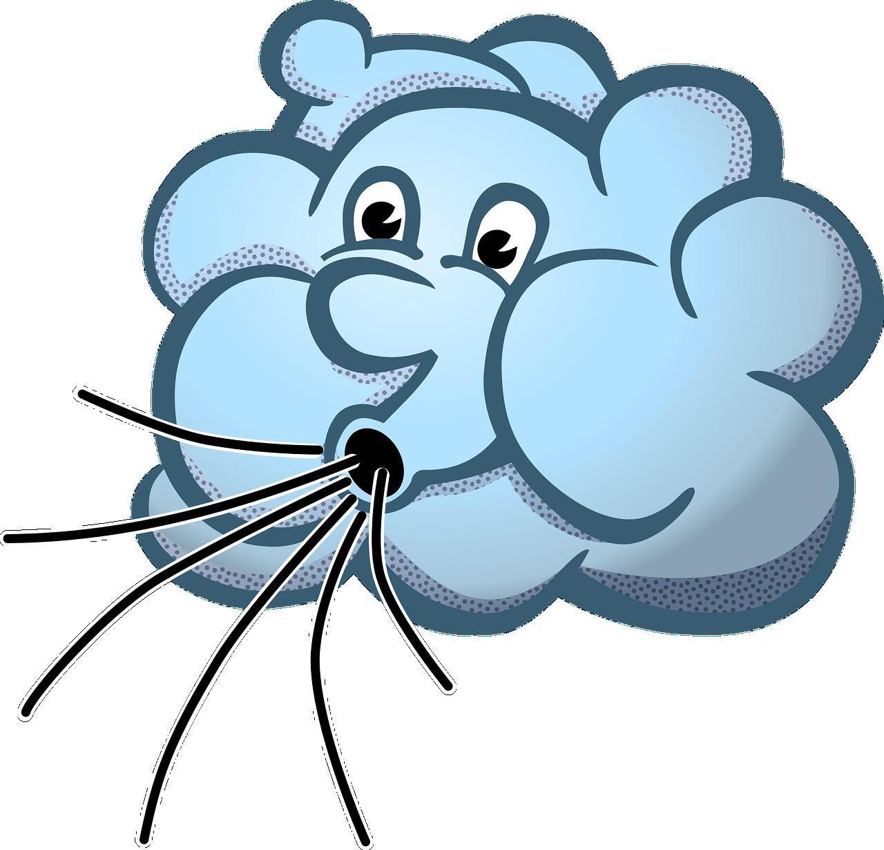 Windy clipart wind speed. Do days children up