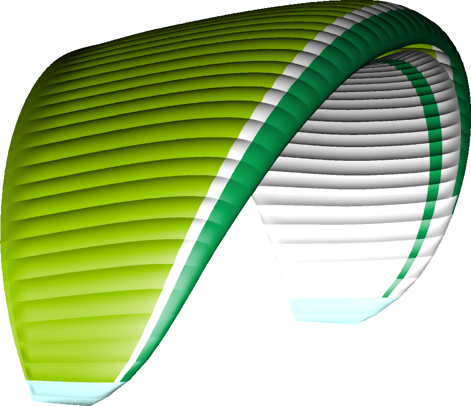 Windy clipart windsock. Nova performance paragliders ion