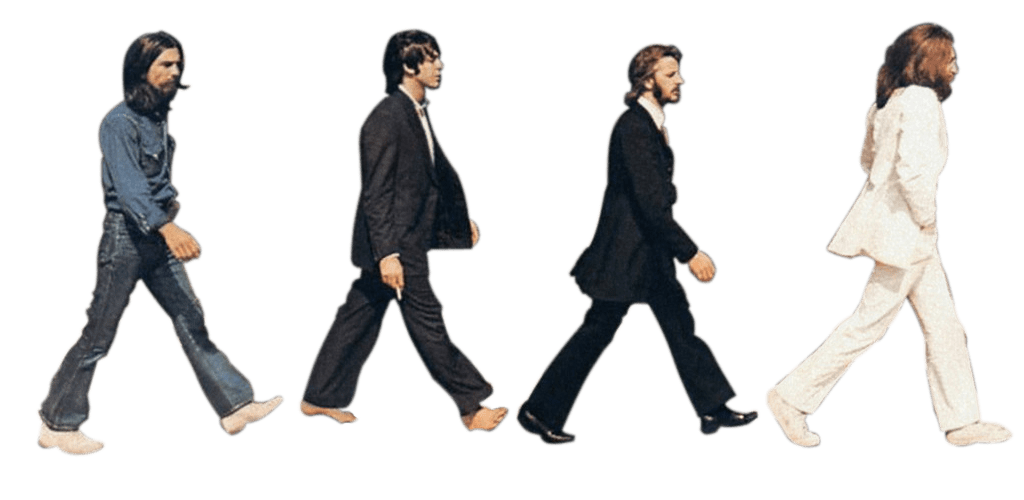 The beatles on a. Windy clipart windy day
