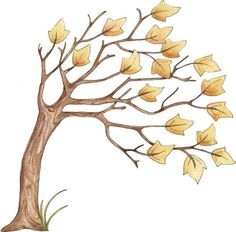 Free leaves cliparts download. Windy clipart windy fall