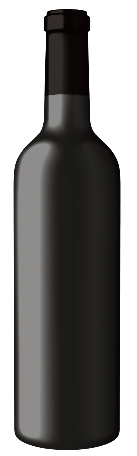 Wine bottle silhouette png. Black free images toppng