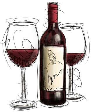 Chalk clipart wine glass. Clip art free panda