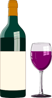 Wine clipart. Free download