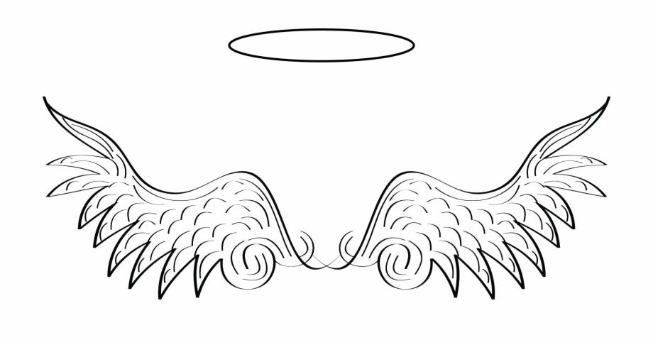 Wing clipart archangel. Angel wings clip art