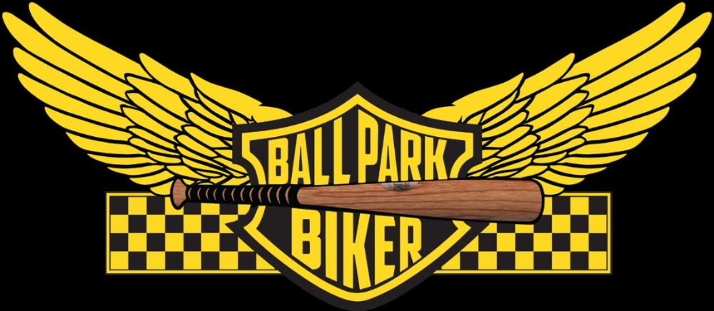 Wing clipart biker. Ballpark