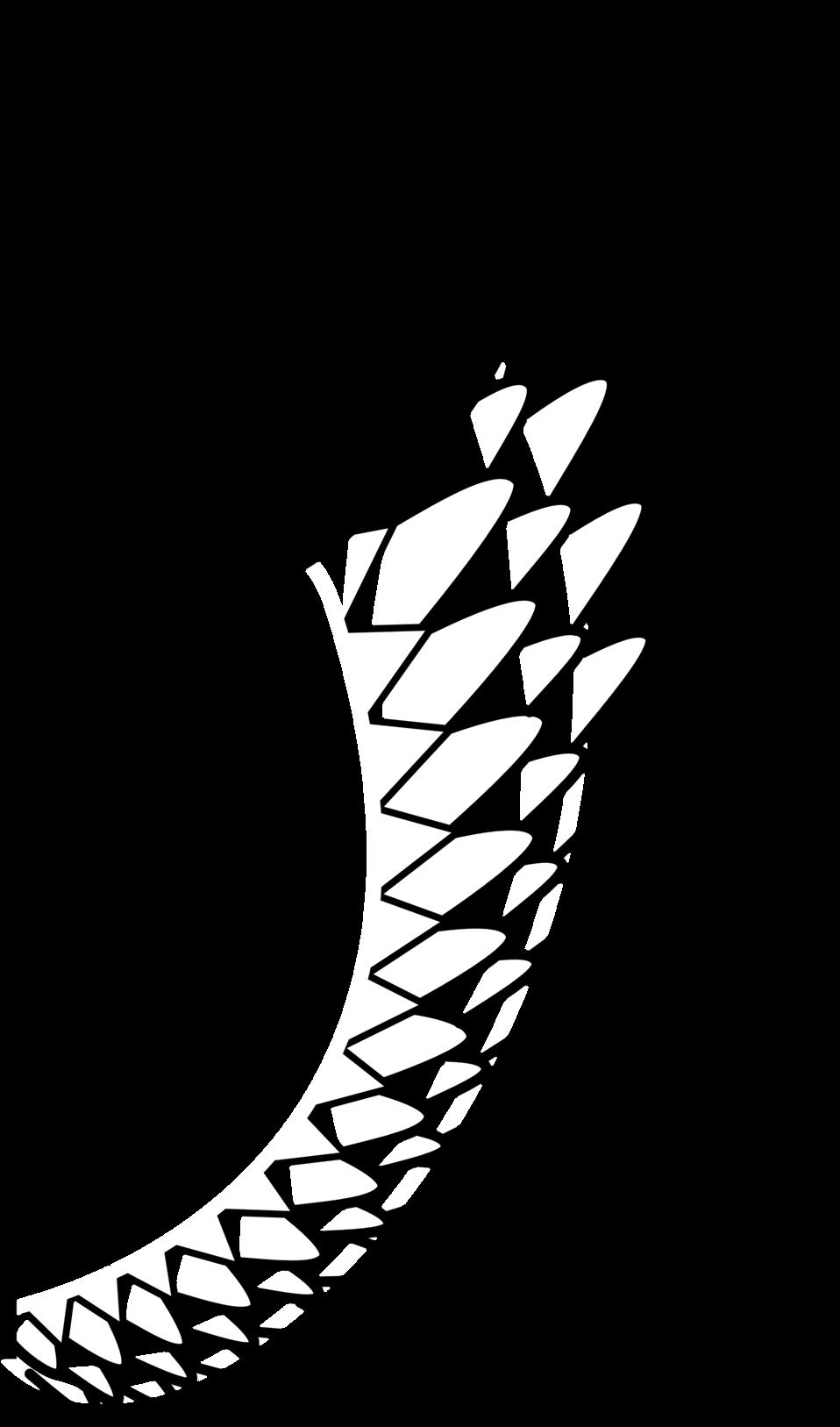 Public domain clip art. Wing clipart bird wing