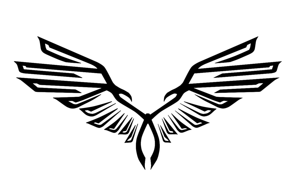 Eagle wings png clip. Wing clipart bird's