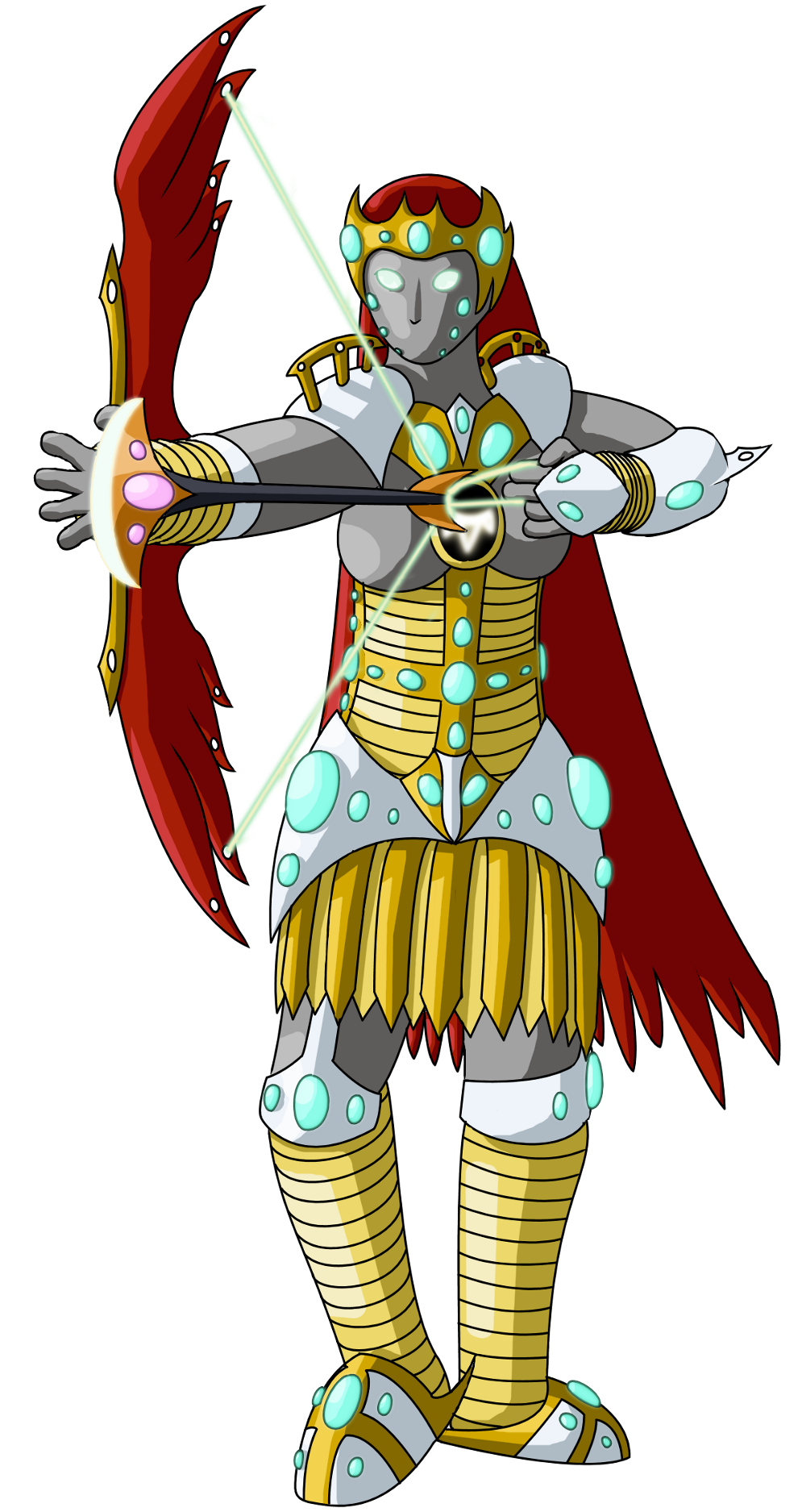 Digimon inferno draw able. Wing clipart drawable