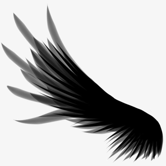 Wing clipart flying. Black dream wings tatoos