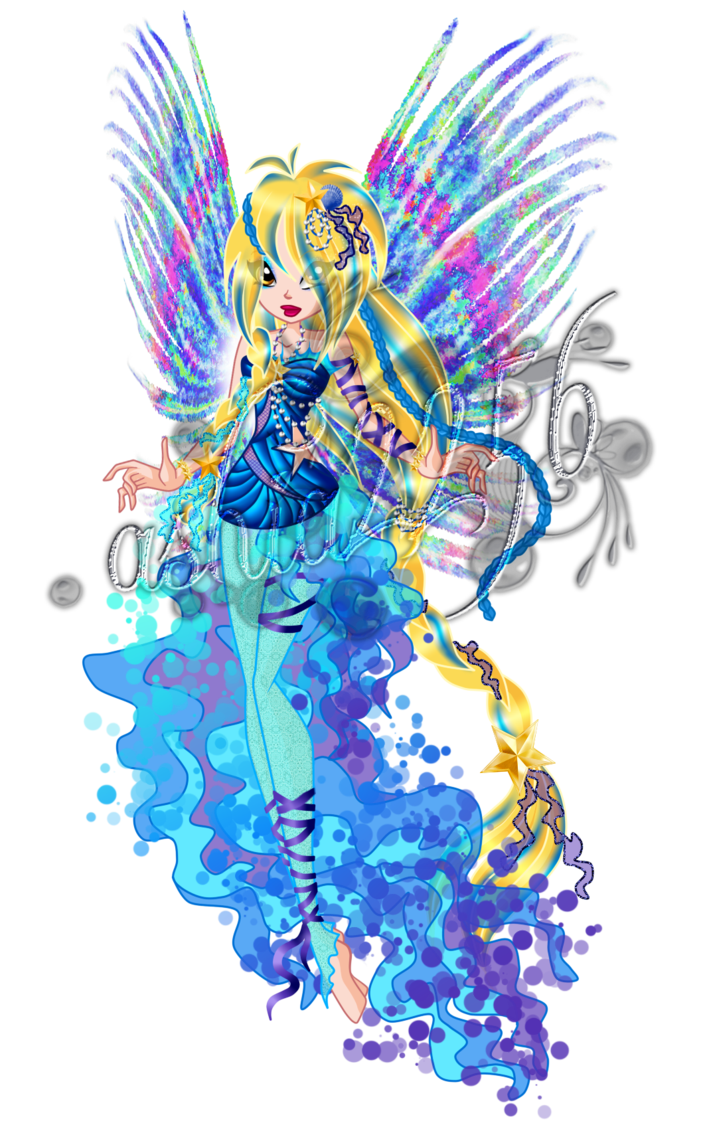 At celeste sirenix by. Wing clipart gothic