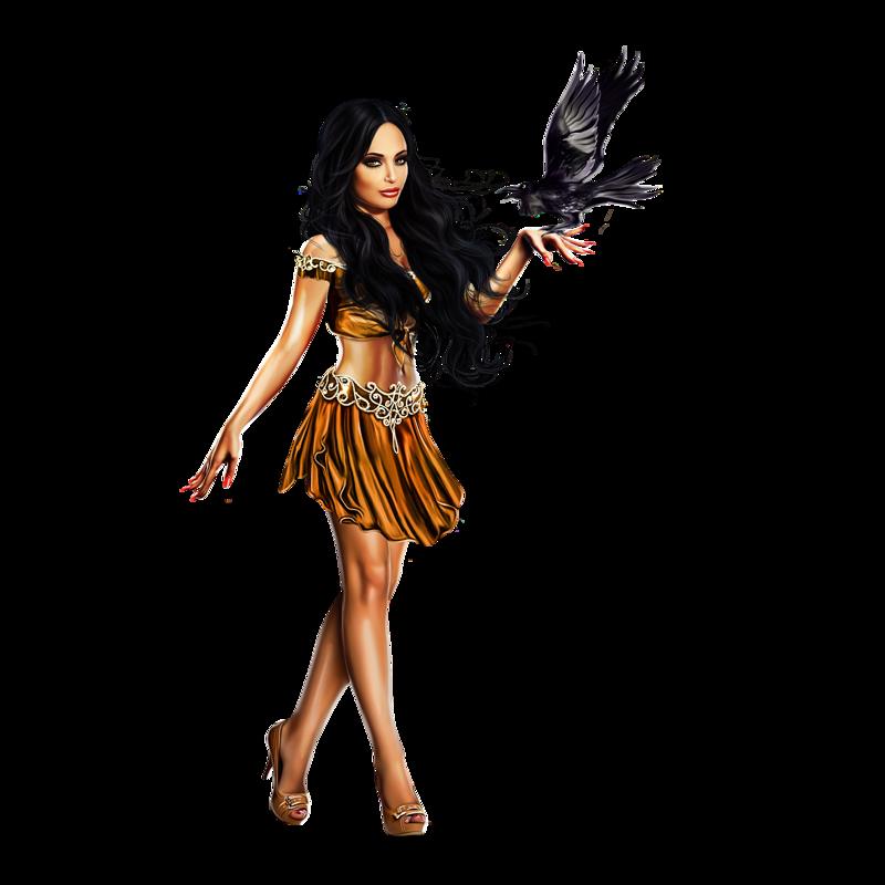 Illustratie girls liveinternet . Wing clipart gothic