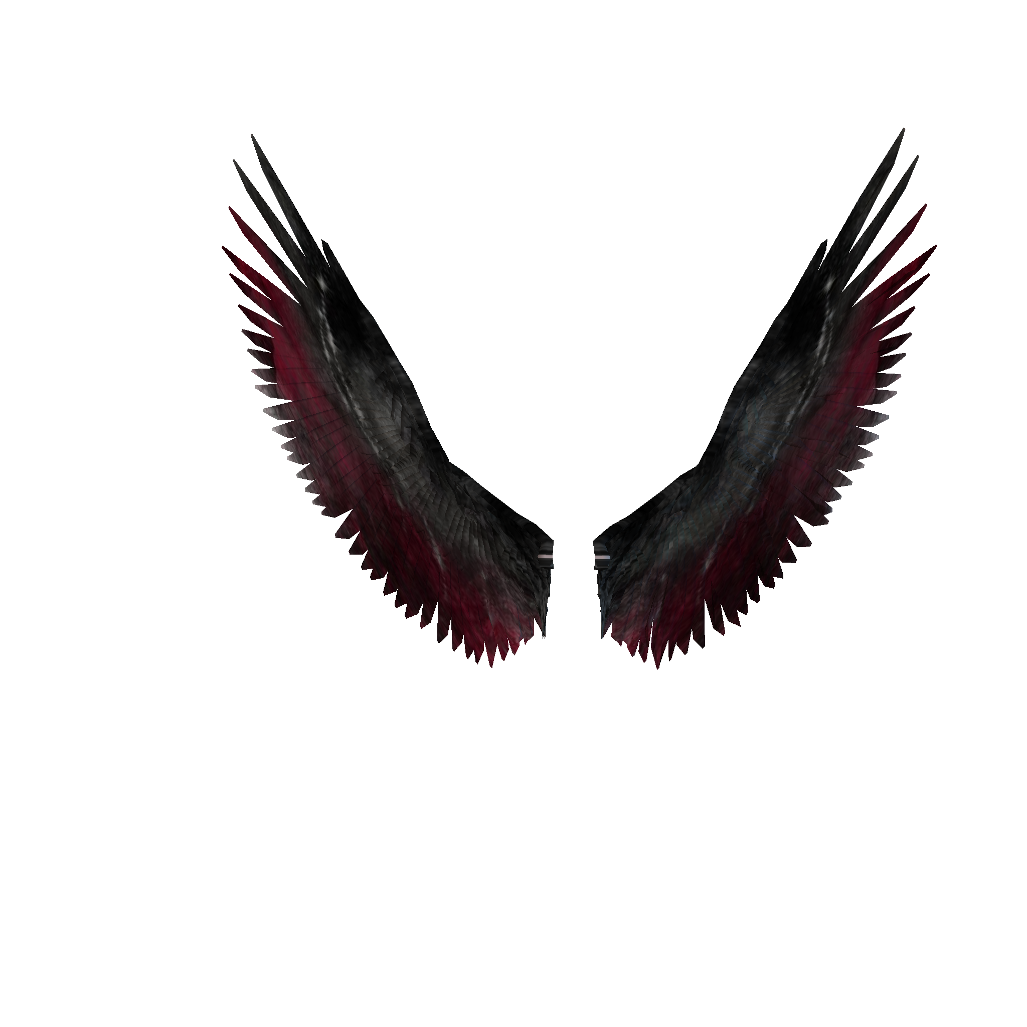 Wing clipart gothic. Wings free collection download